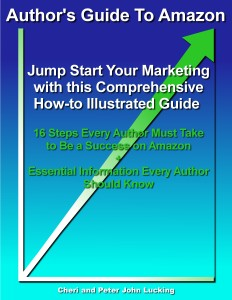Author Guide to Amazon marketing, sales, selling, techniques, book publishing, Authorship, self-publishing Real Magic Design16 easy how-to steps to success!