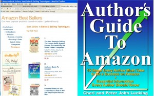Author Guide to Amazon marketing, sales, selling, techniques, book publishing, Authorship, self-publishing Amazon Best Seller by Real Magic Design