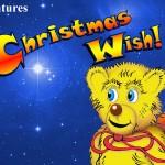 A Christmas wish, Santa, Bilbo and Logo Facebook Top